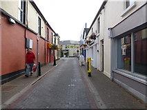 S4698 : Lána an Tairbh (Bull Lane), Portlaoise by Kenneth  Allen