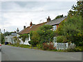 SP9004 : Cottages, Lee Common by Robin Webster