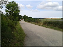 SW9873 : On the Camel Trail heading to Padstow by Rob Purvis