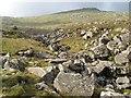 SH6969 : Boulder-strewn slope by Jonathan Wilkins
