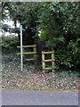 TL0754 : Footpath to Renhold by Philip Jeffrey