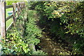 TL0852 : Renhold Brook by Philip Jeffrey