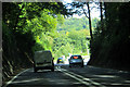 SW7839 : On the A39 by Robert Ashby