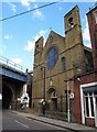 TQ3280 : Church of the Most Precious Blood, Southwark by Stephen Craven