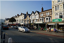 SH7882 : Businesses on Mostyn Street, Llandudno by Ian S