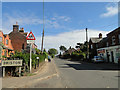 TG0433 : Where Briston starts and Melton Constable ends by Adrian S Pye