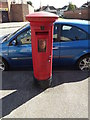 TM1942 : 55 Lindbergh Road George VI Postbox by Adrian Cable