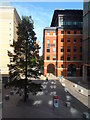 SP0586 : Brunswick Square - Birmingham by Anthony Parkes