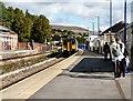 SJ9598 : Stalybridge Station by Gerald England