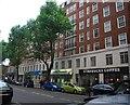 TQ2778 : Starbucks, Sloane Avenue by N Chadwick
