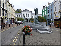 W7966 : Casement Square, Cobh by Kenneth  Allen