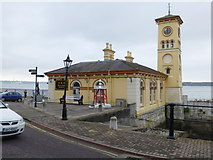 W7966 : Chinese Restaurant, Cobh by Kenneth  Allen