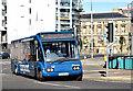 J3474 : City Airport bus, Belfast (September 2014) by Albert Bridge