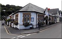SS7149 : Lynton Post Office by Jaggery