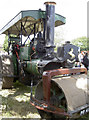 ST6142 : Traction engine display by Neil Owen