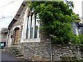 W6350 : Old church, Kinsale by Kenneth  Allen