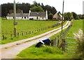 NJ8005 : Braes Cottage by Stanley Howe