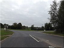 TM2885 : B1062 Flixton Road by Adrian Cable