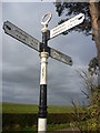NT5065 : Rural East Lothian : Catching The Light At Marvingston Crossroads by Richard West