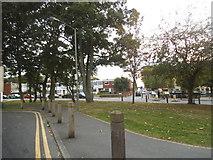 TQ2173 : Tangley Grove looking towards Danebury Avenue by David Howard
