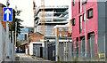 "J3374 : Block ""B"", University of Ulster site, Belfast - September 2014(5) by Albert Bridge"