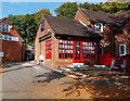 SU4728 : Mr Bubba's Tattoo Studio in Stanmore, Winchester by Jaggery