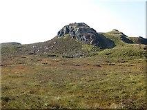 NM9301 : Rugged scenery above Coire  nan Dearc by Richard Webb