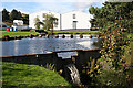NJ2641 : Bond and Pond by Anne Burgess