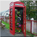 SH8830 : Decorative telephone box by john bristow