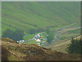 NY5801 : The Rab Mountain Marathon in Borrowdale by Karl and Ali