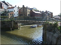 NZ7818 : Bridge over Staithes Beck by JThomas