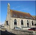TQ2105 : St John's Court, Shoreham by Paul Gillett