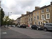 TQ3386 : Lordship Road, Stoke Newington by David Howard