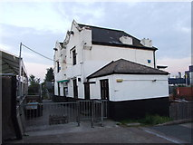 TQ6674 : The Ship & Lobster, Denton by Chris Whippet