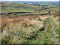 SD9616 : Rochdale Way by Stephen Burton