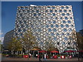TQ3979 : London Cityscape : Ravensbourne College, Greenwich Peninsula by Richard West