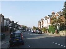 TQ4077 : Mayhill Road, Charlton by Chris Whippet