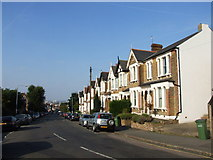 TQ4077 : Eastcombe Avenue, Charlton by Chris Whippet