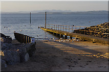 SD4364 : Slipway by Ian Taylor