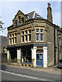 SD9126 : Cornholme - former shop on Hudson Street by Dave Bevis
