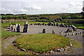 H2070 : Drumskinny stone circle and cairn, Drumskinny Road by Jo Turner
