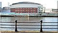 J3474 : The Waterfront Hall, Belfast - October 2014(1) by Albert Bridge
