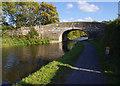 SD4664 : Folly Bridge, Lancaster Canal by Ian Taylor