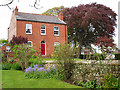 NY3156 : Red House, Thurstonfield by Rose and Trev Clough