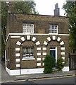 TQ3482 : Parish watch house, Bethnal Green by Julian Osley