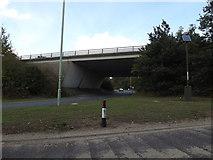 TL8663 : A14 Bridge by Geographer