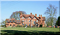 SO7595 : Hotel in Worfield, Shropshire by Roger  Kidd