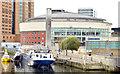 J3474 : The Waterfront Hall, Belfast - October 2014(5) by Albert Bridge