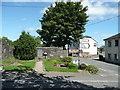 S6565 : Memorial garden, Oldleighlin by Humphrey Bolton