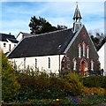 NG4843 : Portree Free Presbyterian Church by Tiger